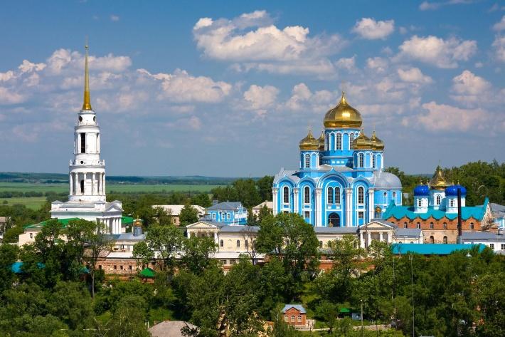 Задонск - город-монастырь 12.05.2018