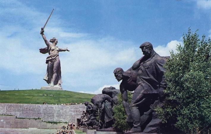 Царицын-Сталинград-Волгоград 28.04.2018